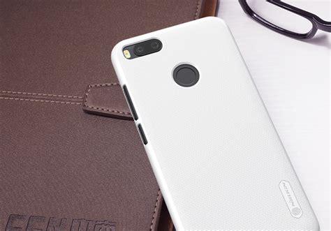 Xiaomi Mi A1 Mi 5x Casing Hardcase Cover Xiaomi Mi A1 Mi 5x black xiaomi mi 5x mi a1 nillkin protective back cover