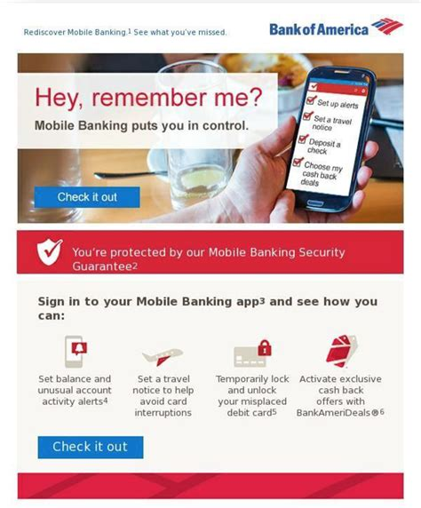 mobile banking usage bank of america mobile banking usage email the financial