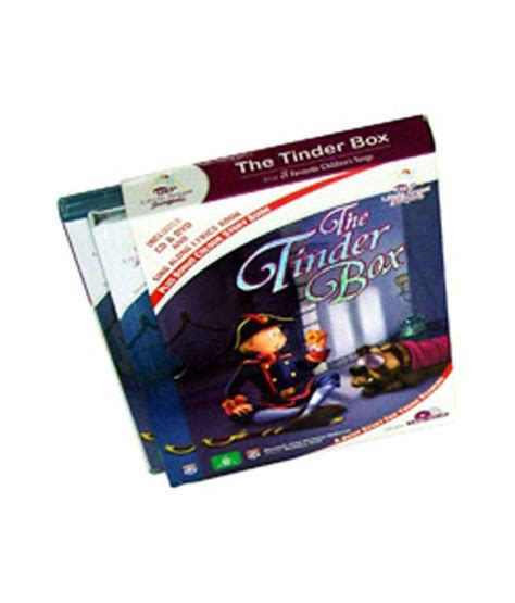 the story of a tinder box a course of lectures delivered before a juvenile auditory at the institution during the holidays of 1888 89 classic reprint books the tinder box story box 2 book dvd cd cd buy the