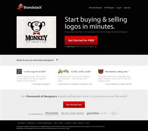 designcrowd register designcrowd acquires brandstack com