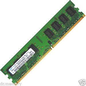 2gb ram memory for dell xps 420 ddr2 6400 non ecc
