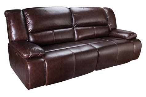 power reclining sofa leather amarillo power reclining leather sofa