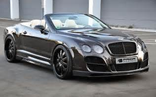 What Is A Bentley Prior Design Bentley Continental Gtc Car Tuning