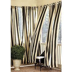 black outdoor curtains 1000 images about casa outdoor living on pinterest