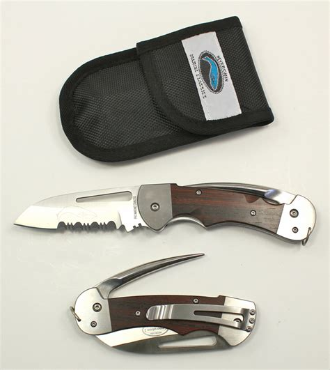myerchin knife myerchin knives wf300p generation 2 wood handle captain