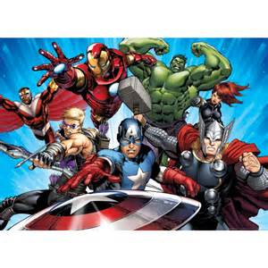 Fireman Wall Stickers marvel avengers poster xxl great kidsbedrooms the