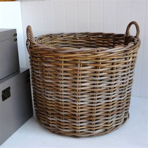 Huge Willow Laundry Basket Sierra Laundry Delightful Willow Laundry