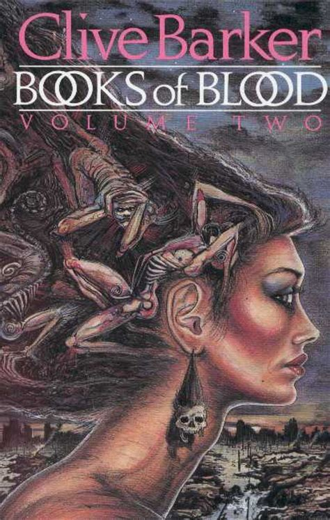 Books Of Blood Omnibus 2 Volumes 4 6 the official clive barker website revelations cover bob