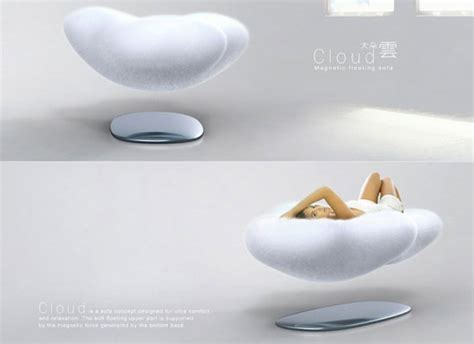 cloud bed 100 amazing futuristic design concepts we wish were real