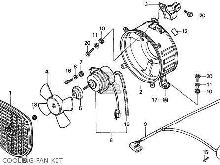 wiring diagram for 1985 honda big wiring source