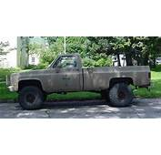 Purchase Used 1984 M1008 CUCV Truck  Chevy 1 Ton 62