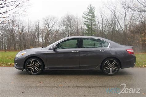 Accord Touring 2017 by 2017 Honda Accord V6 Touring Review Web2carz