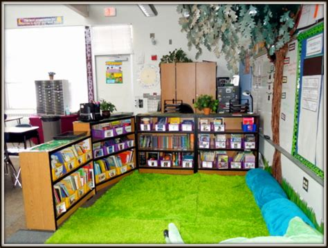 Classroom Environment A Teacher Out Of The Box Reading Area