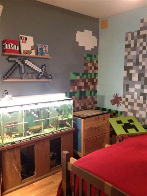 Real Minecraft Bedroom by The World S Catalog Of Ideas