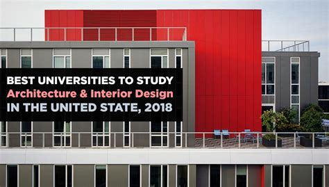 architecture colleges in america these 20 universities made it into america s top