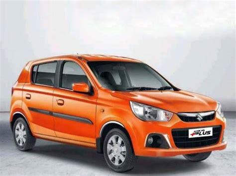 Maruti Suzuki Alto Diesel Price Maruti Suzuki Alto K10 Plus Edition Launched In India