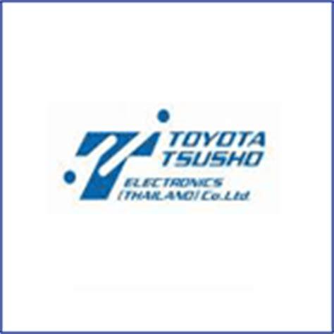 Toyota Tsusho Corporation Toyota Tsusho Logo