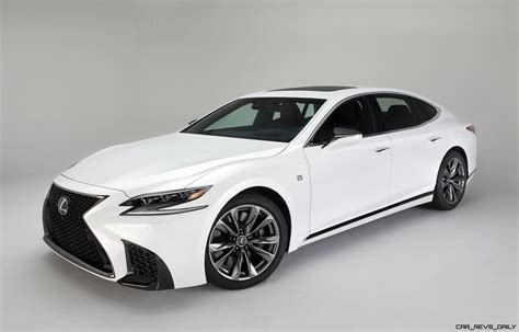 sporty lexus 4 door 2018 lexus ls500 f sport air ride active 4ws live