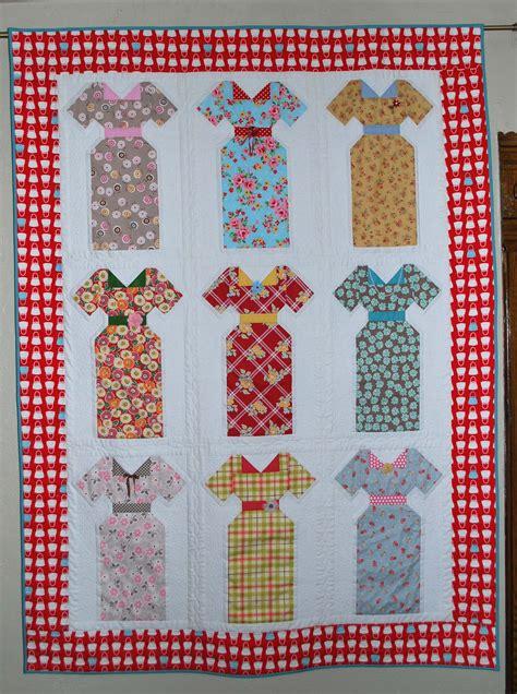 Dress Quilt Pattern lori holt the piper s