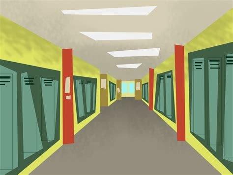 wallpaper cartoon school total drama school background by hielorei on deviantart
