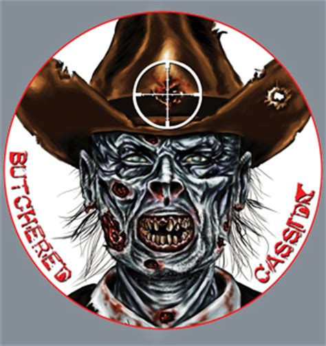 printable cowboy targets zombie targets barricade your doors they re here