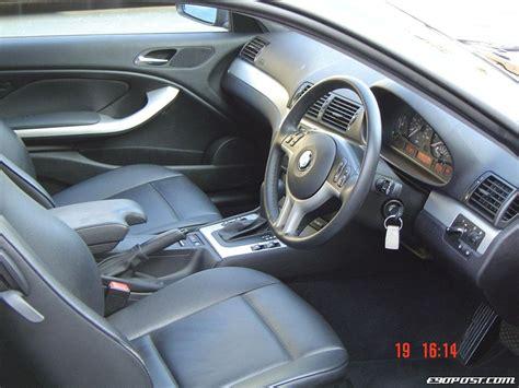 E46 Coupe Interior by B3ma S 2003 E46 318ci Se Coupe Bimmerpost Garage