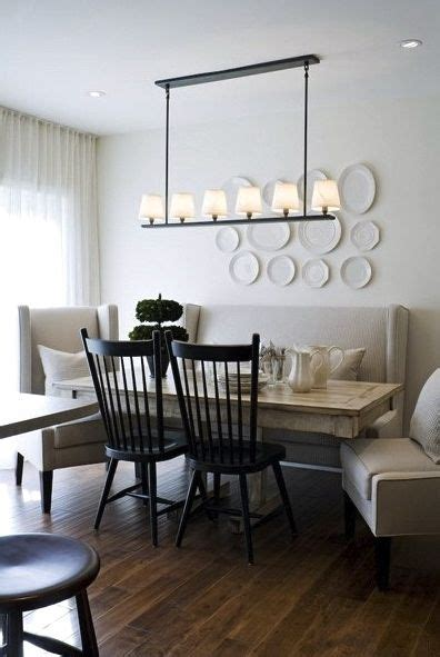 dining room sets with benches 25 best ideas about dining bench with back on pinterest