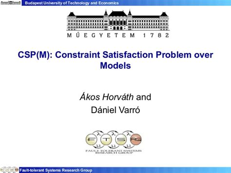 rule based pattern cps m constraint satisfaction problem over models a k a
