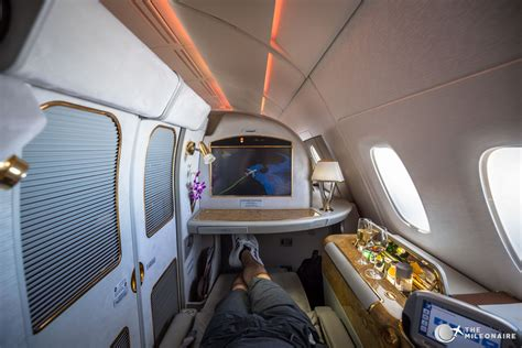 emirates first class a380 emirates a380 first class suites trip report review