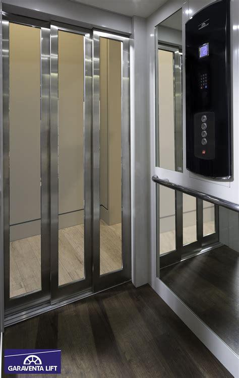 glass hydraulic door luxury 2016 garaventa home elevator cab glass elevator cab