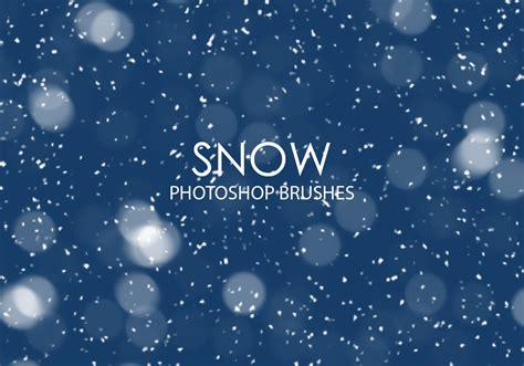 Snow Pattern Brush | free snow photoshop brushes free photoshop brushes at