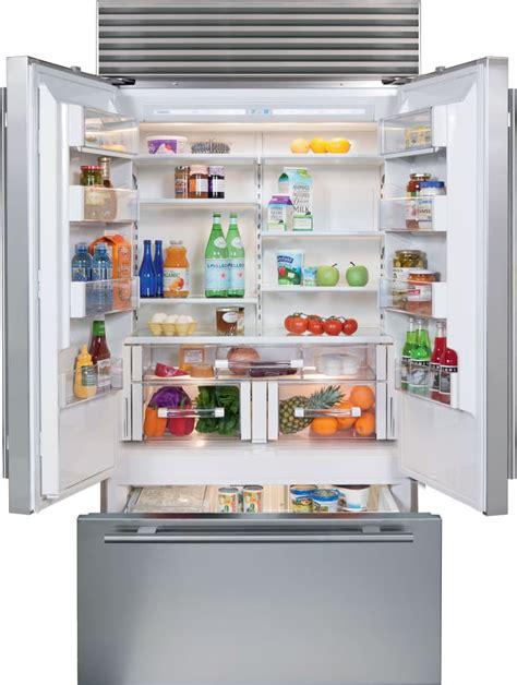 Sub Zero 42 Inch Door by Sub Zero Bi42ufd 42 Inch Built In Door Refrigerator