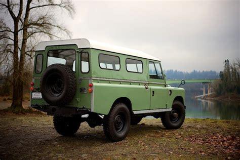 got friends 70 land rover series ii 109 mint2me