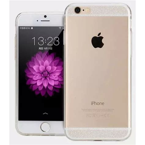 Ultra Thin For Iphone 6 Plus Transparent 1 ultra thin tpu transparent acrylic for iphone 6