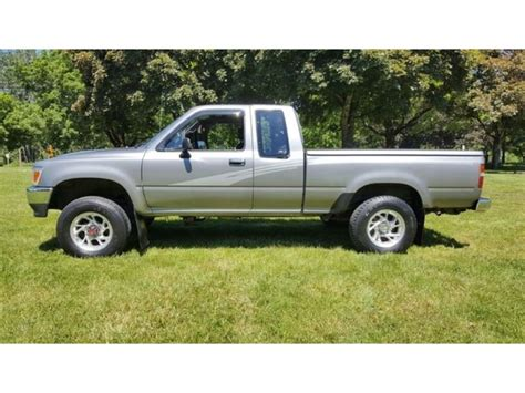toyota commercial vehicles usa 1993 toyota tacoma 1993 toyota 4x4 cab with
