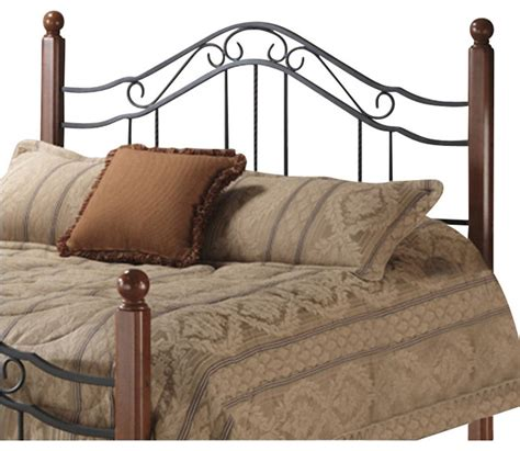 antique metal headboards hillsdale madison metal headboard in antique black finish