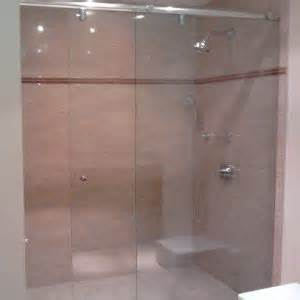 bathroom stunning breath frameless shower door for