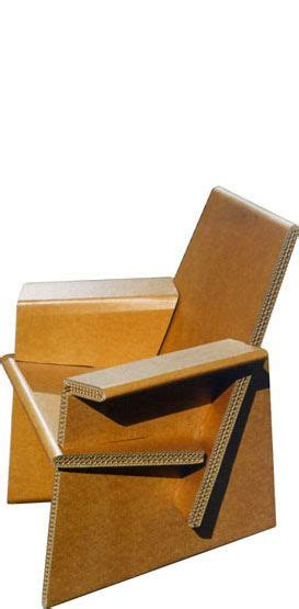 25 best ideas about cardboard chair on
