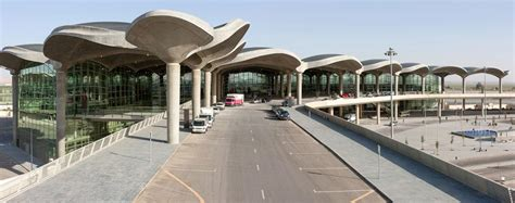 queen alia international airport queen alia international airport new terminal building