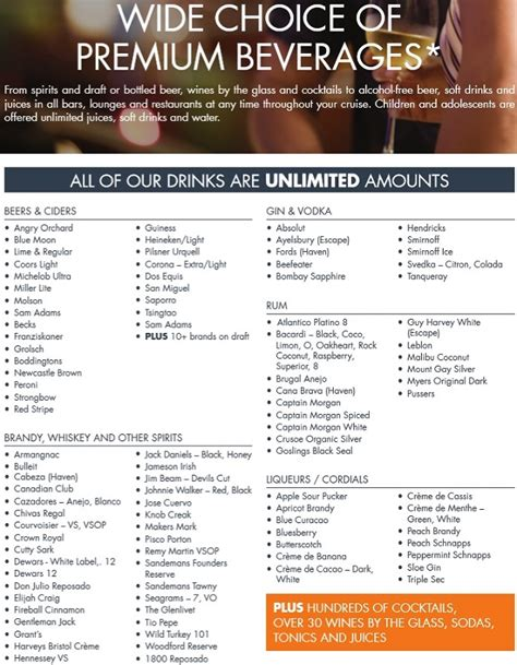 what s included what s included in the new premium all inclusive cheap