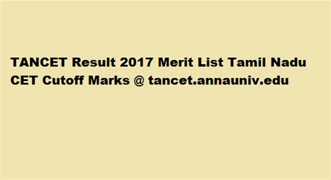 Tn Mba Counselling 2017 by Tancet Result 2017 Counselling 1 2 3 Tamil Nadu Cet Cutoff