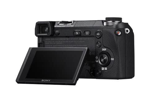 Kamera Mirrorless Terbaik Sony Nex 6 sony nex 6 kamera mirrorless dengan viewfinder elektronik