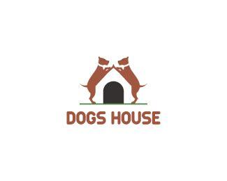 design logo dog dogs house designed by mds brandcrowd