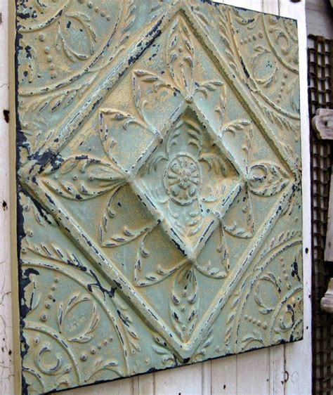 Tin Ceiling Tiles On Walls by 65 Best Images About Tin Ceiling Tiles In Original
