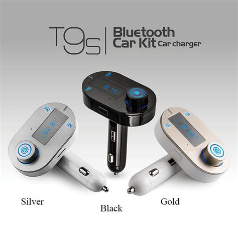 T9s Wireless Bluetooth V30 Car Charger Call t9s car bluetooth mp3 fm transmitte end 9 27 2018 10 45 am