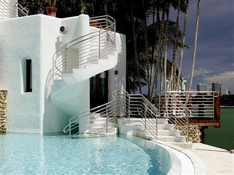Hibiscus Island Home Miami Design District Luxury Life Design Fabulous Mediterranean Style Villa
