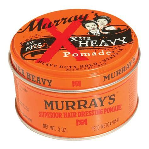 Pomade Murray S Xtra Heavy murrays x tra heavy