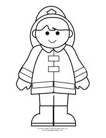 firefighter coloring page firefighter coloring coloring pages