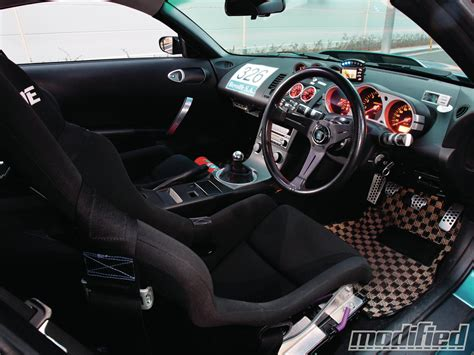 nissan fairlady 350z modified nissan 350z interior wallpaper 1600x1200 19430