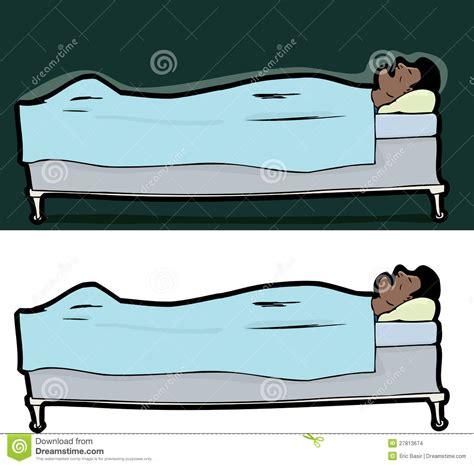 mann im bett schlafender mann im bett stockbilder bild 27813674